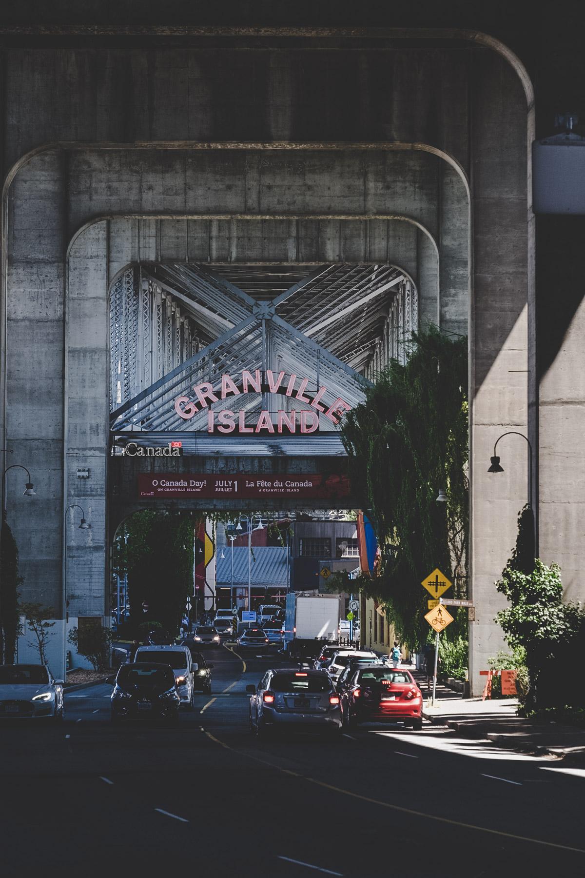 Granville Island, Vancouver | © individualicious