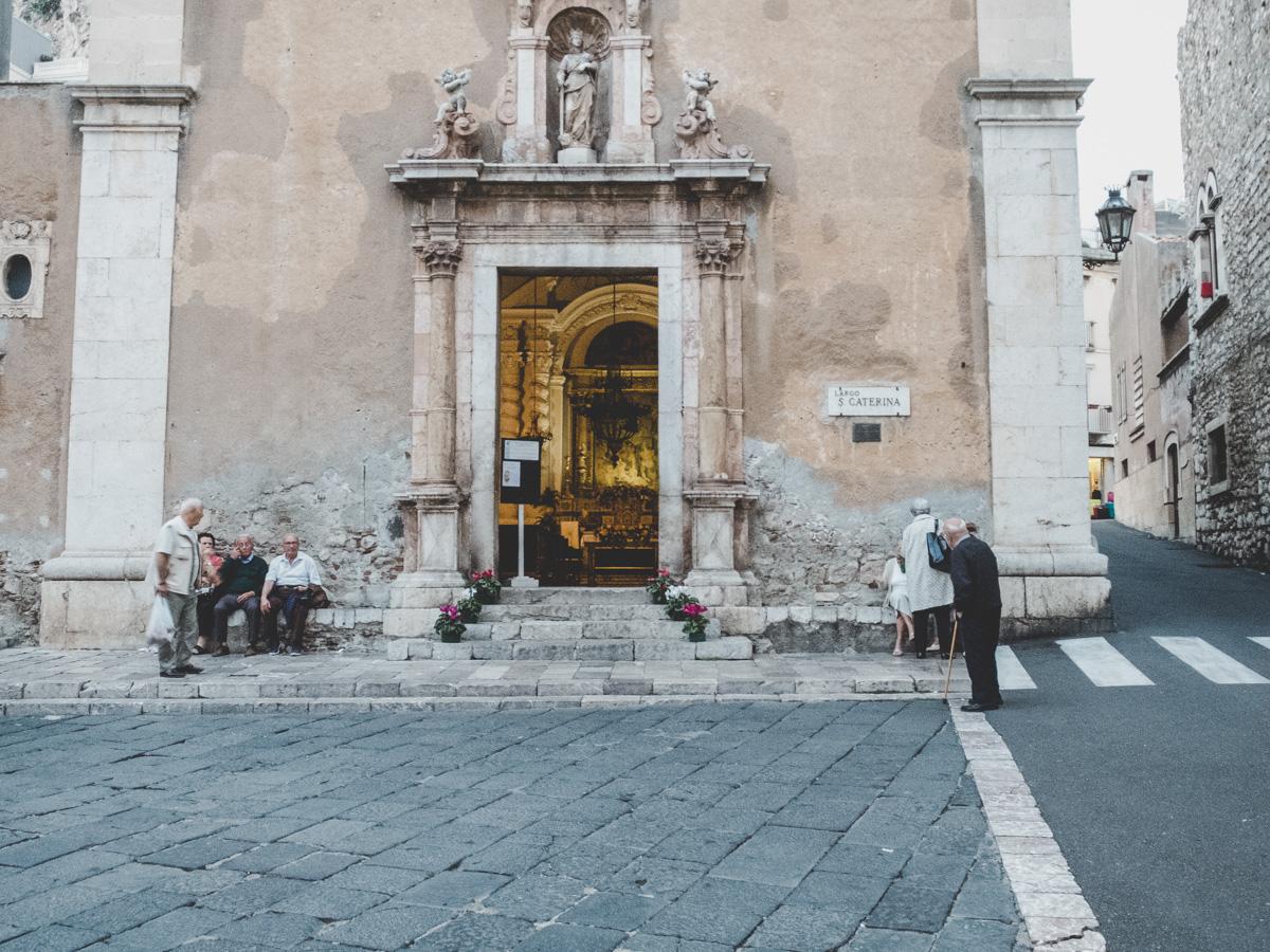 Taormina, Sizilien | © individualicious