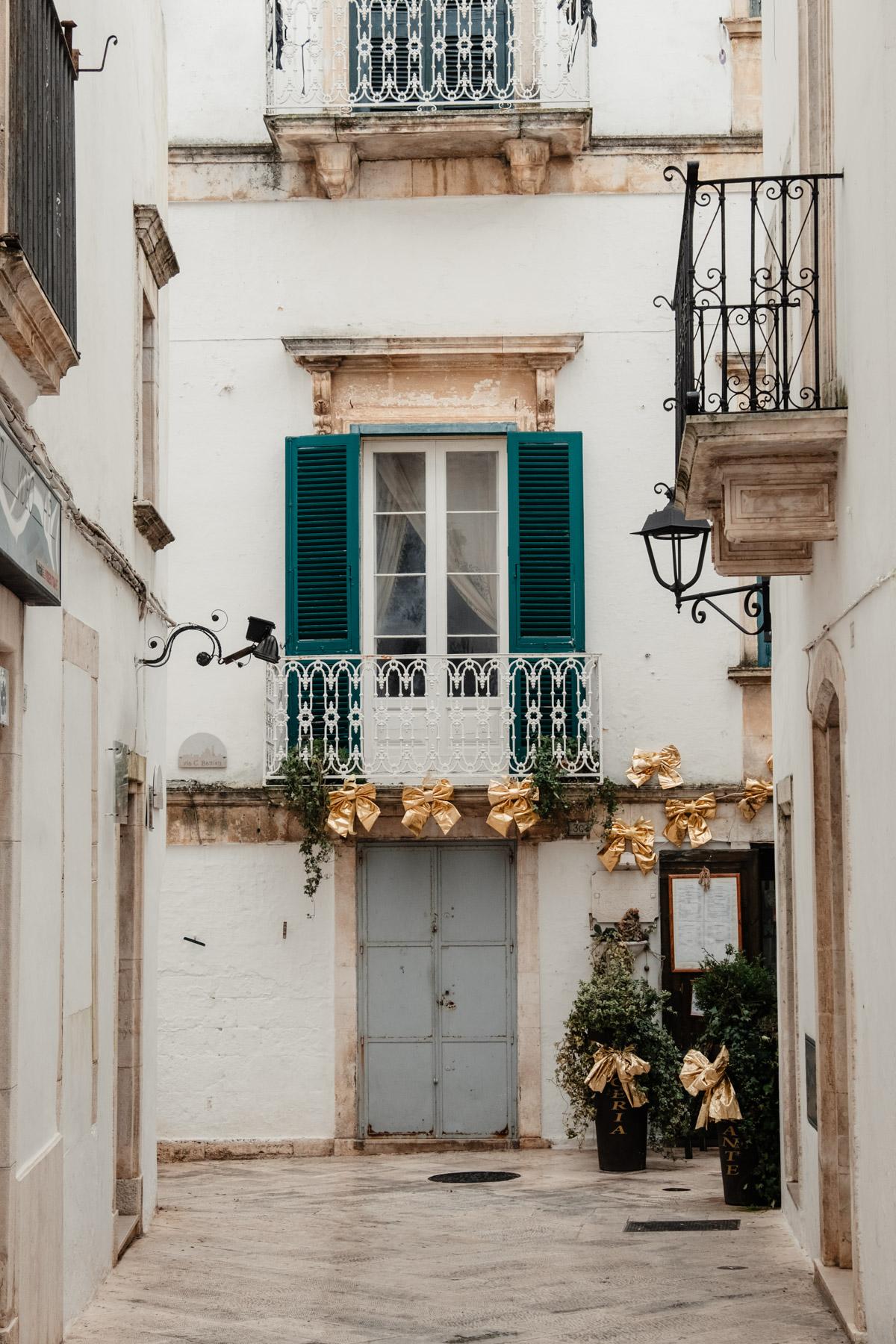 Locorotondo, Apulien | © individualicious