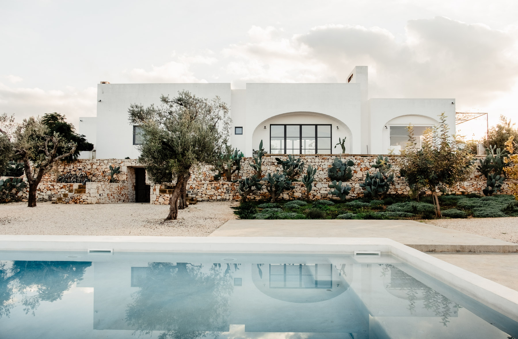 Apulien: Masseria Moroseta
