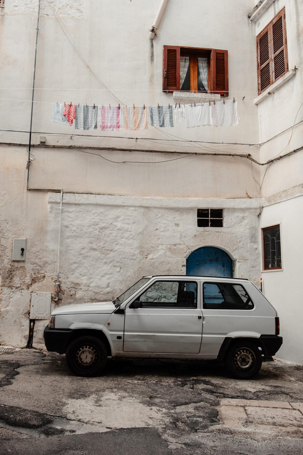 Ostuni, Apulien | © individualicious