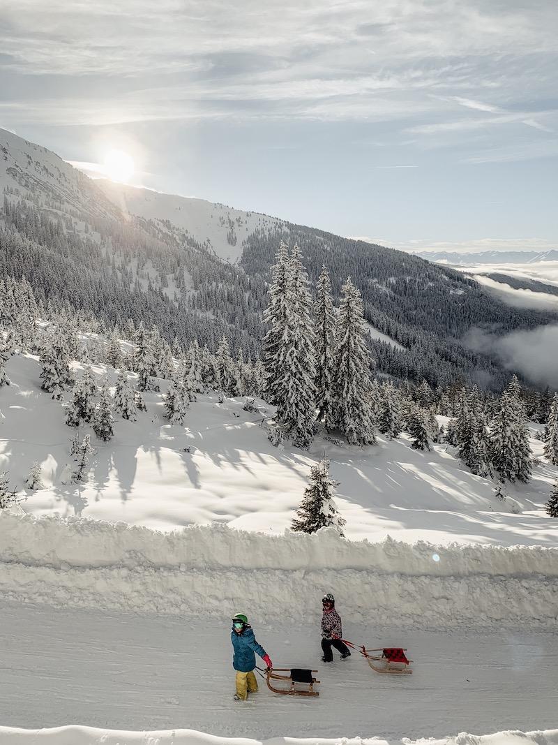 Alpengasthof Loas | © individualicious