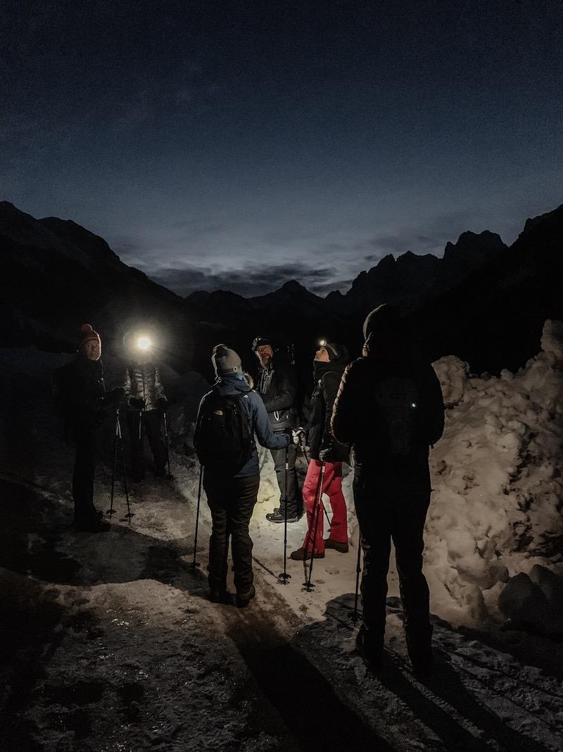 Sonnenaufgangswanderung Kaisertal | © individualicious