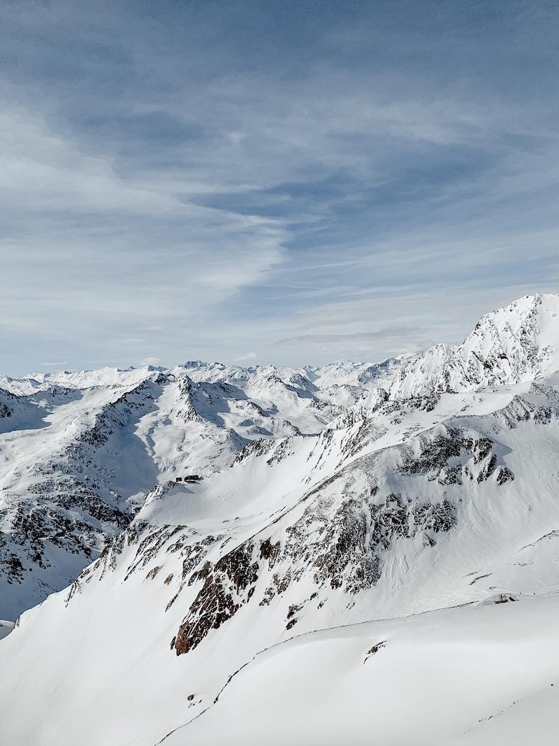 Stubaier Gletscher | © individualicious