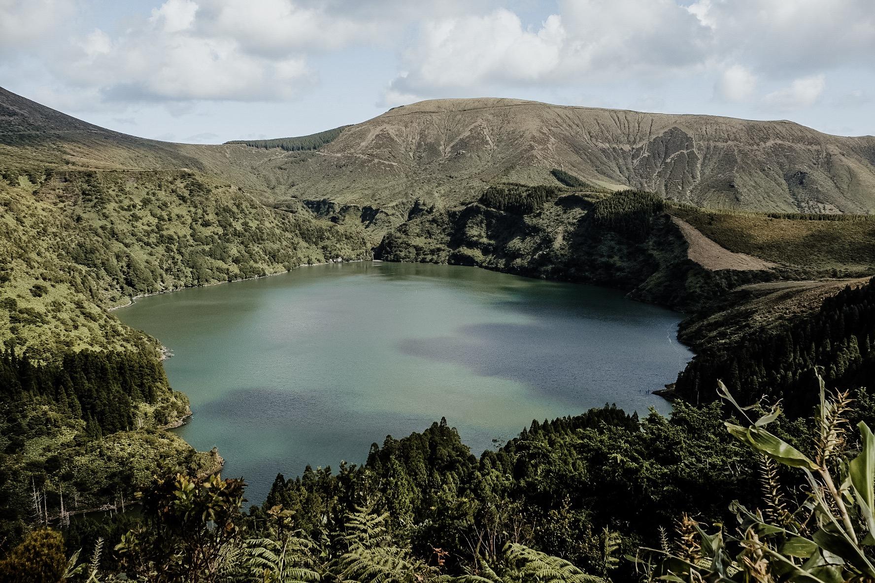 Grün, grüner, Azoren: Inselhopping im Atlantik