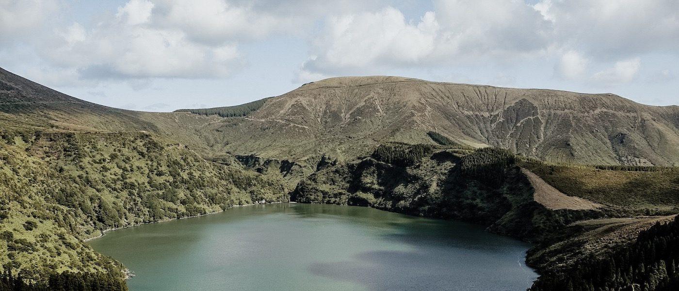 Grün, grüner, Azoren - Inselhopping im Atlantik